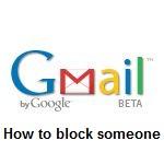 نحوه ی بلاک کردن ایمیل در GMail