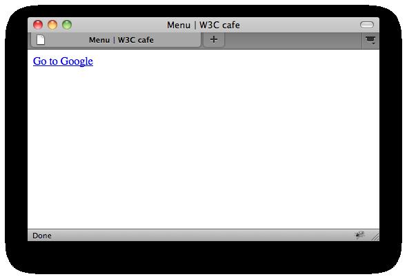 لینک در HTML
