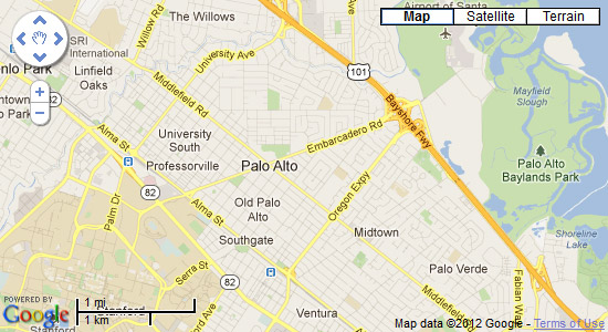Google Maps jQuery Plugin